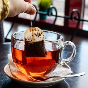 Tee & Gebäck